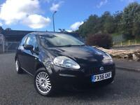 2006(56) Fiat Grande Punto 1.2 Low Mileage Full Service History!+ Not Ford Audi A3 A4 Corsa Yaris