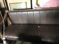 Bar bench seat