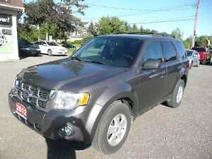 2012 Ford Escape XLT ALL WHEEL DRIVE NEW TIRES