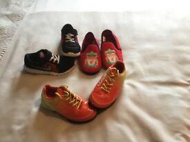 Boys footwear bundle size 10
