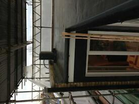 Extensions, roofing, Lofts, refurbishment, GRP roofs