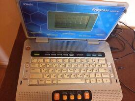 Vtech progress laptop for kids