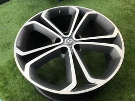 "Astra GTC limited edition 20"" alloy"