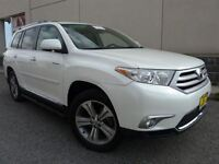 2011 Toyota Highlander LIMITED 7PASS & NAVI & REAR CAM & LEATHER