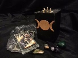 Black altar candle for sale