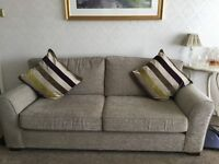 Large Michigan Sofa from Next 11 months old RRP £699