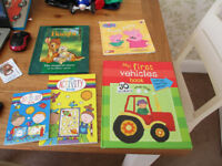 Various kids books SSTC