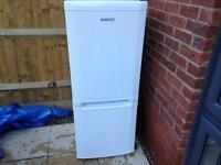 Beko a class fridge freezer. Medium size. Very clean only 6 months old.
