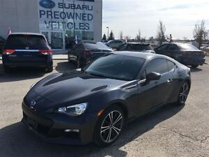2015 Subaru BRZ 6sp Bluetooth,Navi,Cloth Bucket Seats,