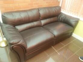 1 x 3 seater 1 x 2 seater