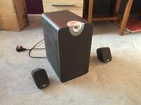 Acoustic Energy Aego M 2.1 audio system