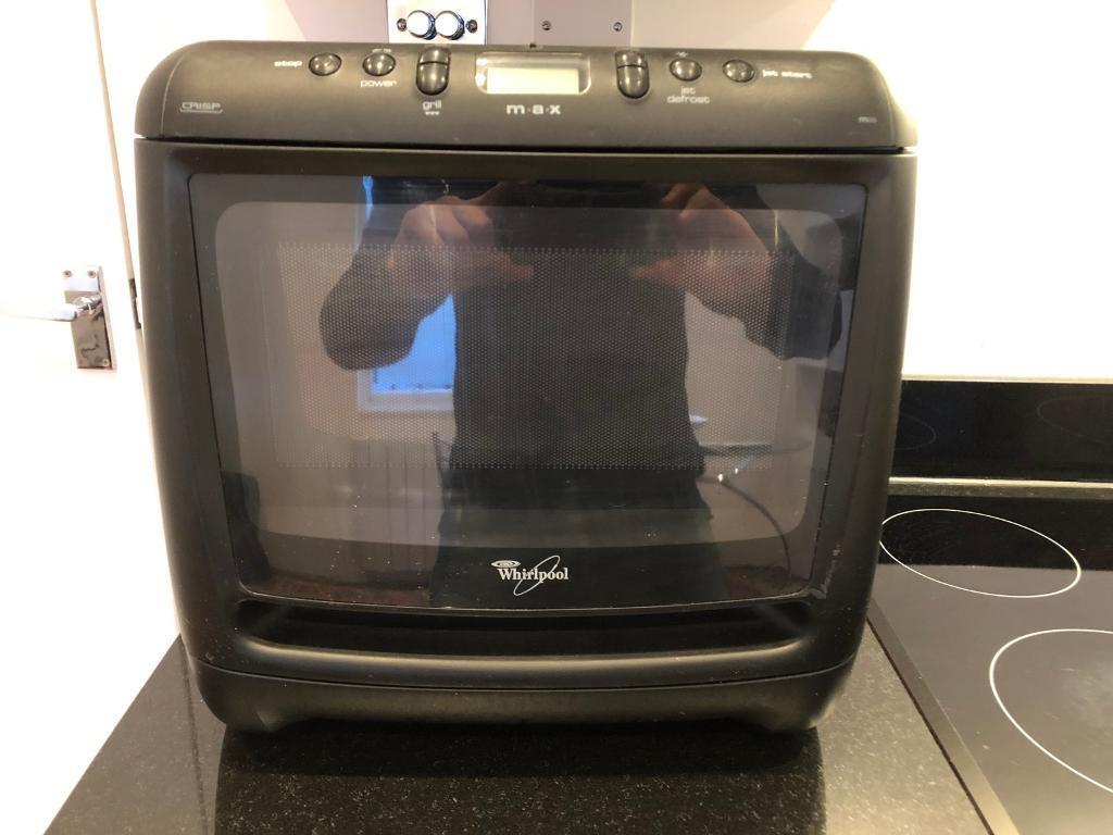 Whirlpool Max 28 Microwave Oven Grill Plus Crisp Function