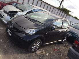 BREAKING TOYOTA AYGO 2005-2014 CAR PARTS SPARES
