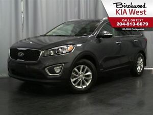 2016 Kia Sorento 2.4L LX /STYLE OPTIONS WARRANTY