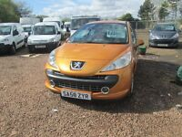 PEUGEOT 207 2008 58 1.4 LTR HDI 1 YEAR MOT ONLY 82000 MILES!!! REDUCED!!!