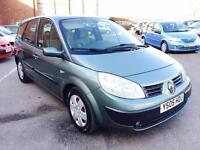RENAULT GRAND SCENIC .PETROL AND LGP GES