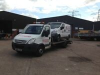 A.M.S BREAKDOWN RECOVERY FROM £25 FOR CARS VANS TAXIS
