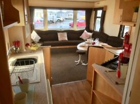 Great Value Static Caravan,Includes 2018 Site Fees,8 Berth,Pet Friendly,200m From Beach,Indoor Pool