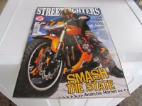 STREETFIGHTERS MAGAZINE ISSUE 191- JANUARY 2010