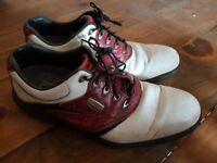 Footjoy golf shoes (size 8.5)