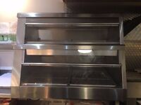 Archway Hot Display Cabinet Chicken Heated Display like Henny Penny