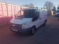 FORD TRANSIT 85 T260S FWD 2008REG SWB FOR SALE