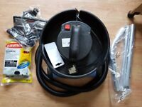 Numatic NVH200-2 Vacuum Cleaner new 3 Metre Hose new Brushes new Rods Tool Kit 10 Bags