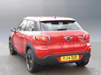 MINI Paceman COOPER D ALL4 (red) 2014-03-26