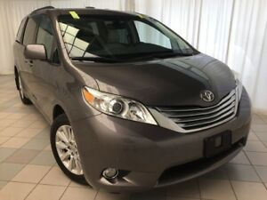 2011 Toyota Sienna LTD AWD