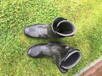 Blytz Mototcycle boots