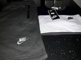 Nike kids TRACKSUITS shorts and t-shirts