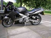 Kawasaki ZZR600 E7
