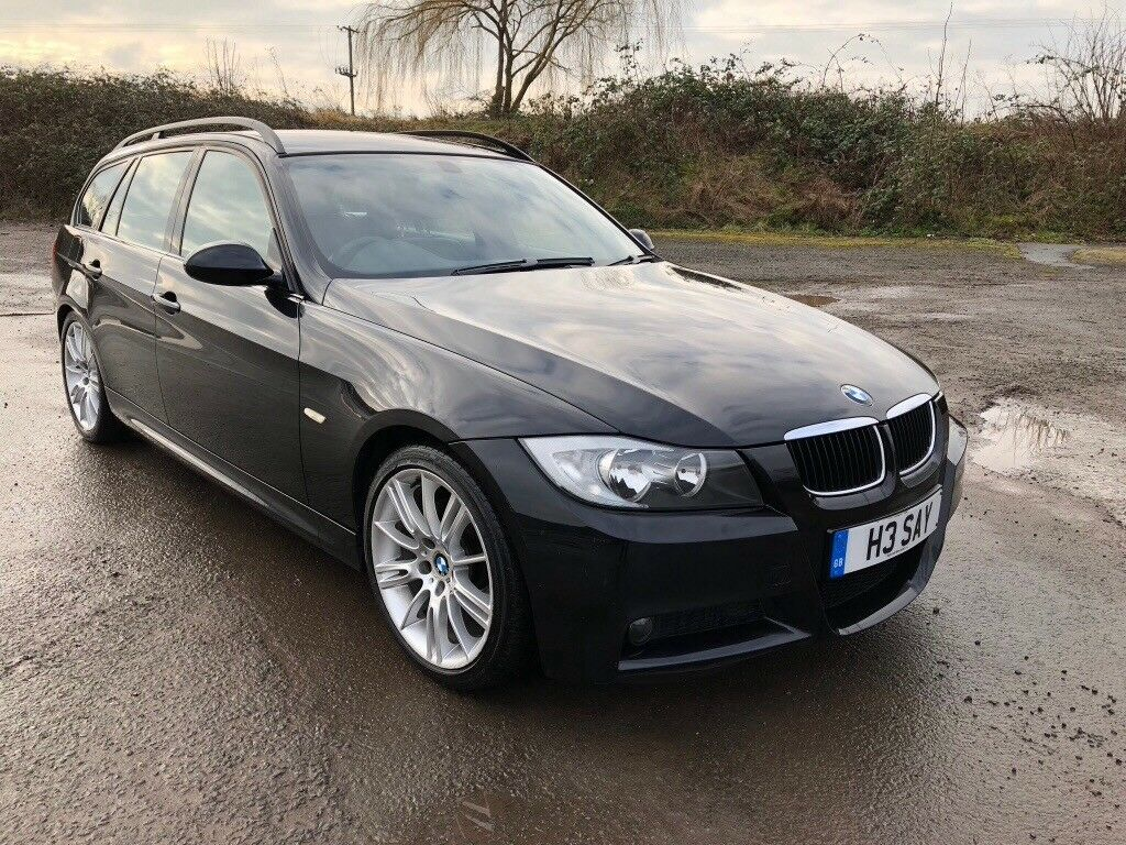 bmw 320d m sport touring e91 estate in malvern worcestershire gumtree. Black Bedroom Furniture Sets. Home Design Ideas