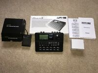 ALESIS SR16 Drum Machine only used twice due to illness almost new condition.