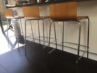 3 Kitchen Stools