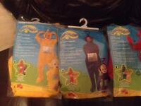 Teletubbies full set costume outfit