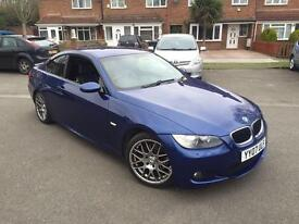 BMW 3 Series Coupe 2.0D MSport