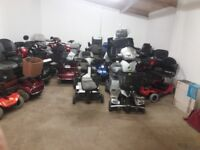 MOBILITY SCOOTERS SMALL OR LARGE, POWER CHAIRS, ELECTRIC WHEELCHAIRS, ** I CAN ALSO DELIVER **