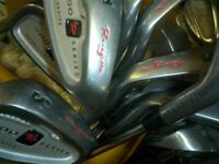 Rogue 300 series irons 3 to sw steel reg