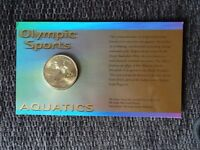 Australian Olympic Commemorative $5 Coin - Olympics 2000