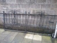 Metal gates for sale.