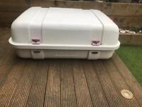 Fiamma camping roof box /