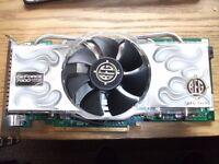 Nvidia e-Geforce 7900gtx pci-e 512mb gdd (£10.00)