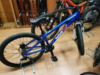 New mongoose mountain bike