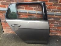 Volkswagen Golf Rear Drivers Side Door (off a golf r)