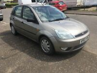 2003 1.4 Auto Fiesta Ghia 5 Door...Huge History...Nearly all ford...12 Mnth MOT on sale