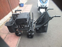 Map X4 Barrow.Barrow Fishing Equipment For Sale Gumtree