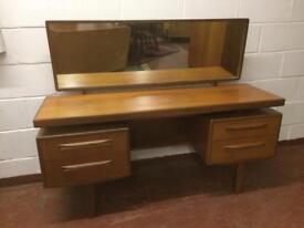 G-plan desk / dressing table