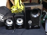 Speakers - full working order **QUICK SALE REQUIRED**