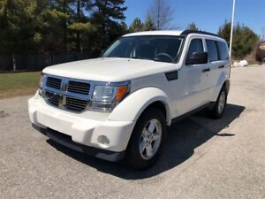 2008 Dodge Nitro SE / YOU CERTIFY $$$ YOU SAVE $$$